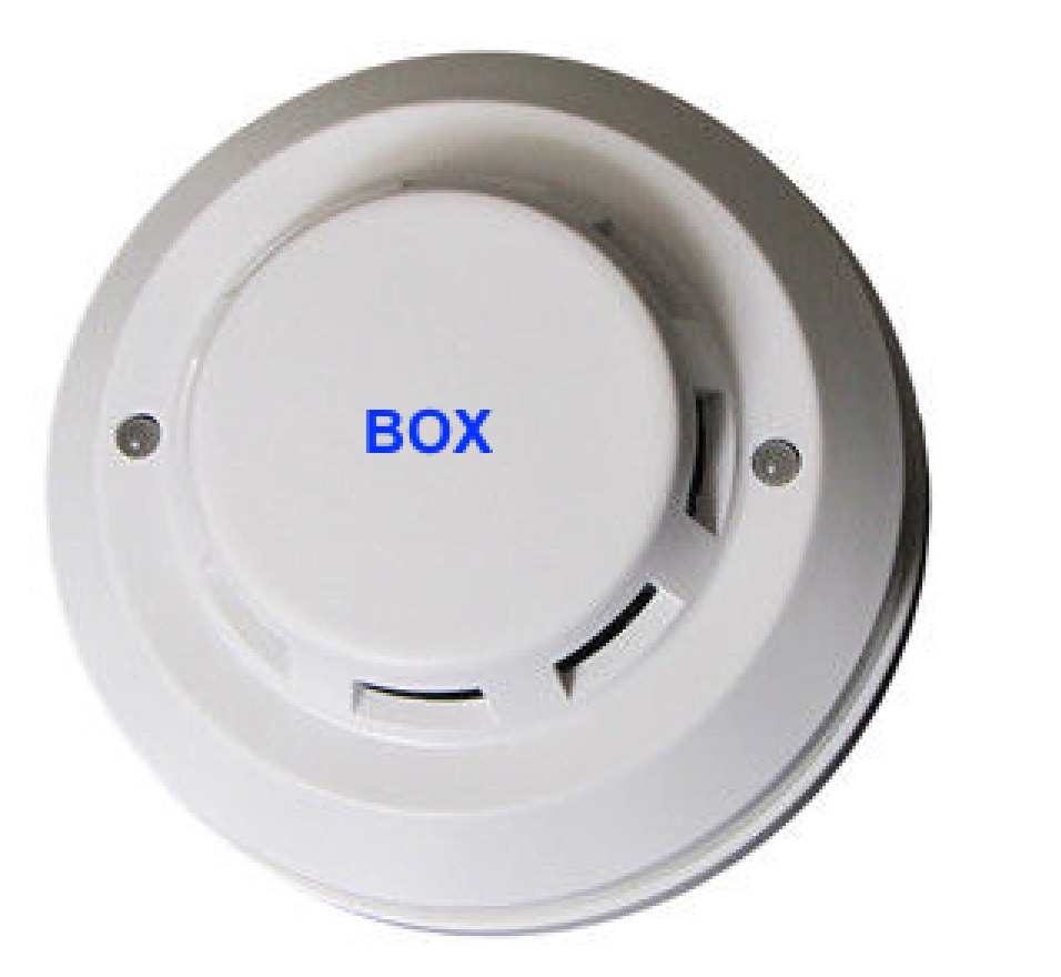 Smoke Alarm detector from BOX Security