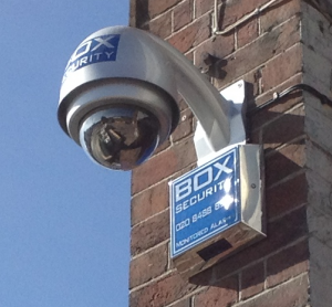 Pan/Tilt CCTV from BoxSecurity.Ltd