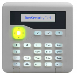 STANDARD iON KeyPad from BOX Security ltd