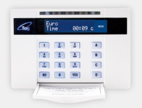 Pyronix Euro keypad from BoxSecurity.Ltd