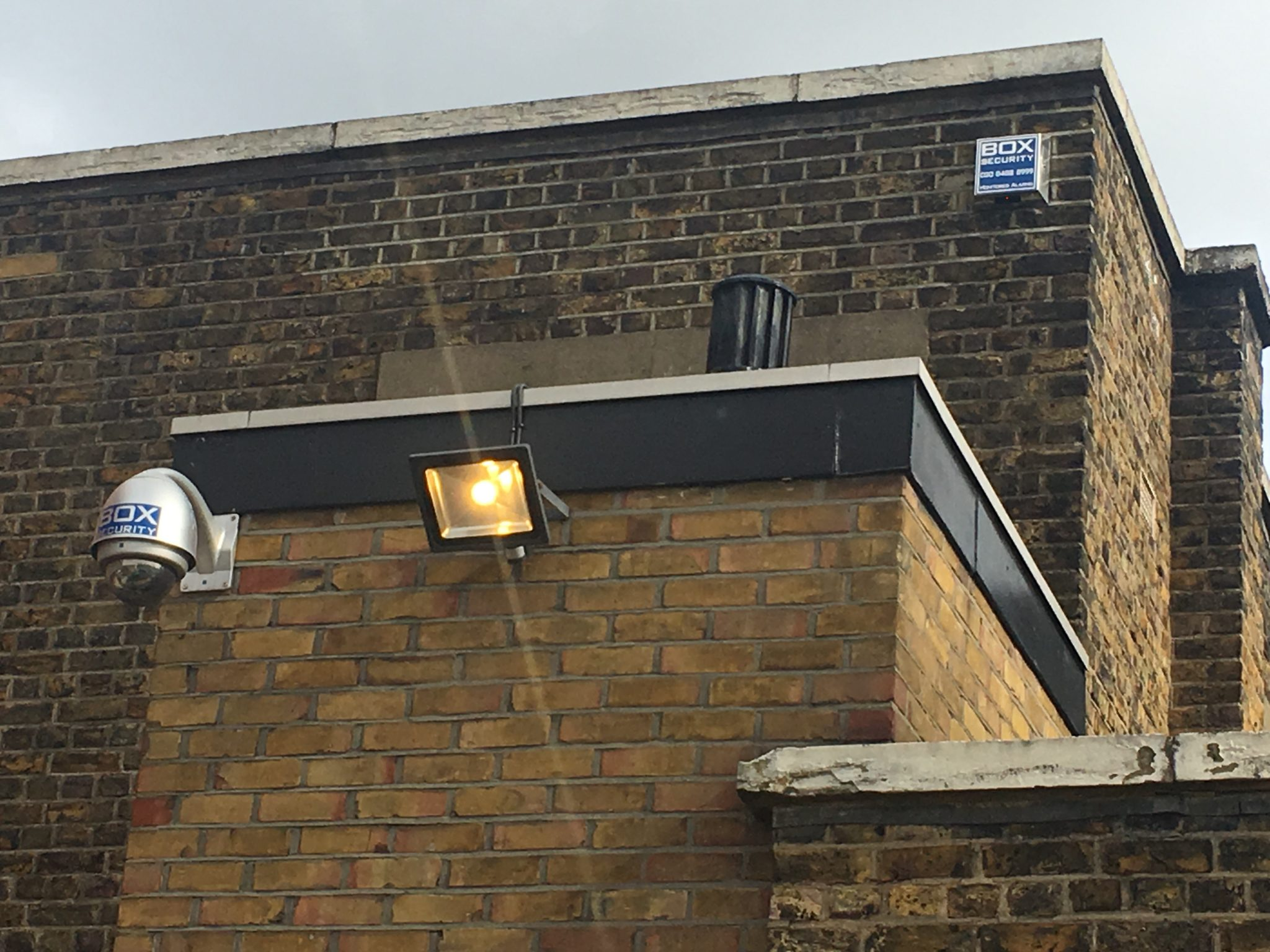 CCTV Fire & Intruder alarm system in Brockley Cross